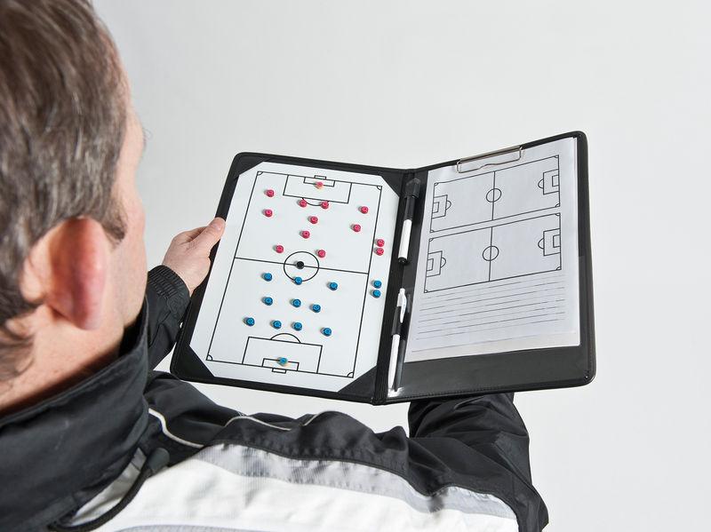 TR811 Valmentajan kansio JALKAPALLO | Sportti-Myynti Oy